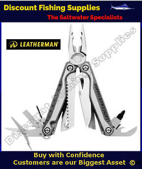 Leatherman Charge TTi Plus Multi Tool
