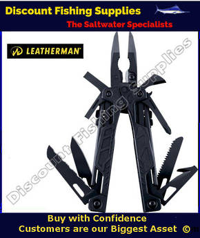 Leatherman Multi Tool - OHT Black
