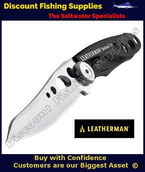 Leatherman Skeletool KB Knife (black)