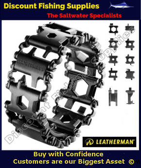 Leatherman Tread - BLACK