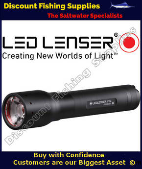 Led Lenser P14 Cree Chip Torch