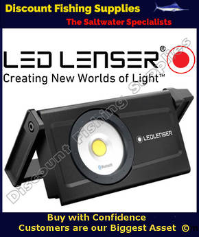 Ledlenser iF8R Rechargeable Work Light