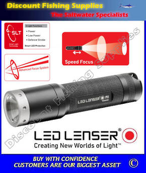 LED Lenser M1 Torch