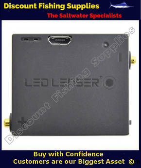 Ledlenser SEO Rechargeable Battery Pack for all SEO Headlamps