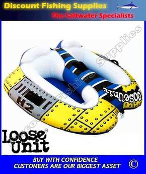 Loose Unit H2 - 2 Person Ski Tube