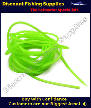 Lumo Tube Green 5 meters 1.8mm ID