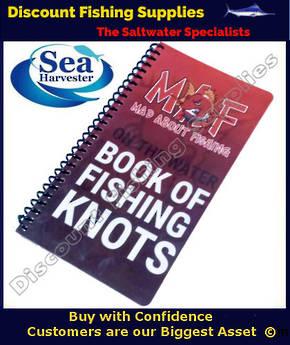 MAF Waterproof Book Of Knots - 19 Knots