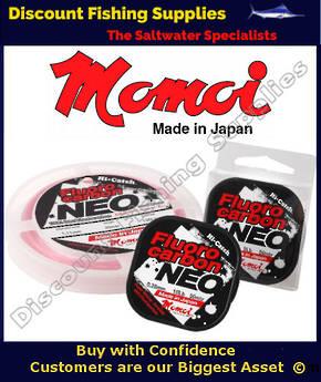 MoMoi Neo Fluorocarbon 150lb