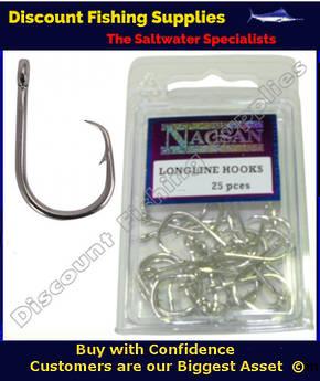 Longline Hook X 25 16R