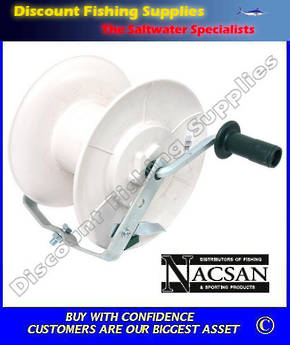 Nacsan Beach Longline Reel