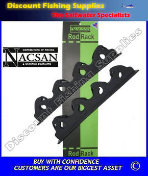 Nacsan Screw-On Rod Rack