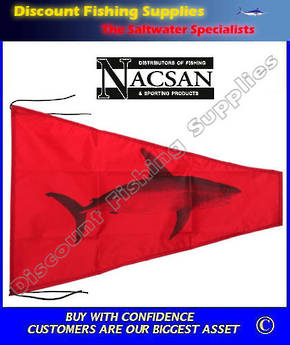 Nacsan Catch Flag - Shark