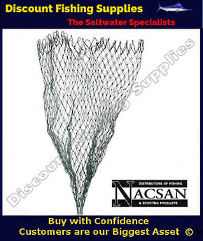 Spare Net - 600mm Black Mesh