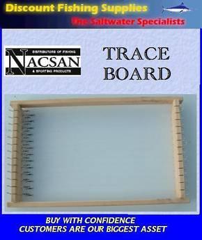 Nacsan Longline Traces & Trace Board