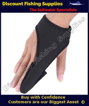 Neoprene Finger Protector - Casting Glove