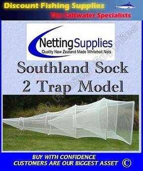 Southland Sock Set Net (2 Traps Model) - ULSTRON