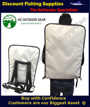Rock Cooler Bag - Heavy Duty PVC White