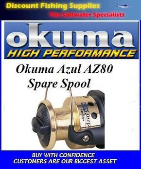 Okuma Azul AZ80 - Spare Spool