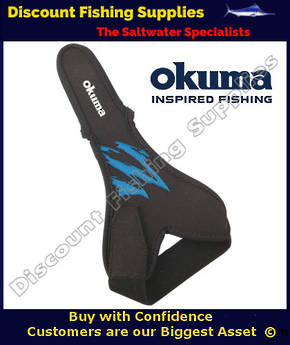 Okuma Single Finger Casting Glove  - Finger Protector
