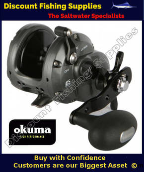 Okuma Cortez 5CS Jigging Reel