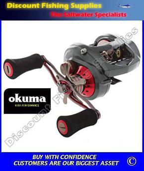 Okuma Komodo 364 Baitcaster Reel