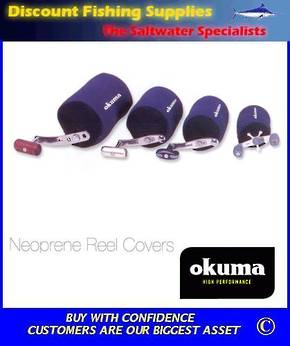 Okuma Reel Cover for Classic 200