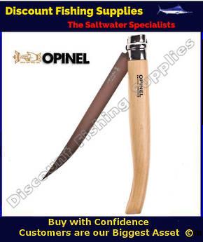 Opinel Stainless Steel Fillet Pocket Knife #15