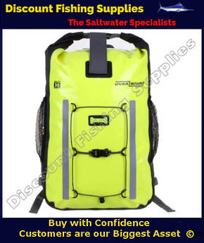 Overboard Pro-Vis Backpack 30L (hi-vis yellow)
