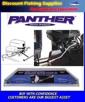 Panther Salt Water Steering Link Kit