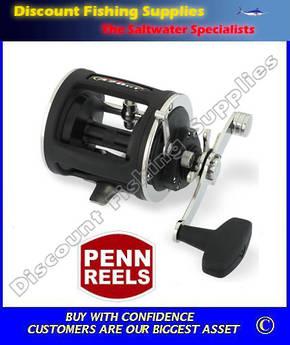 Penn 320GT2 Levelwind Reel