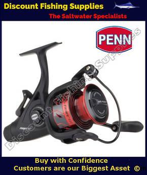 Penn Fierce III 4000LL - LiveLiner Spin Reel