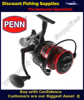 Penn Fierce III 8000LL - LiveLiner Spin Reel
