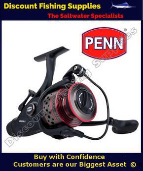 Penn Fierce II 8000LL - LiveLiner Spin Reel
