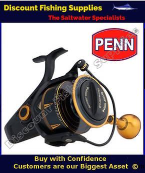 Penn Slammer III 10500 Spin Reel