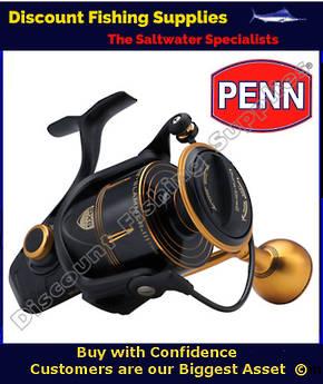 Penn Slammer III 4500 Spin Reel