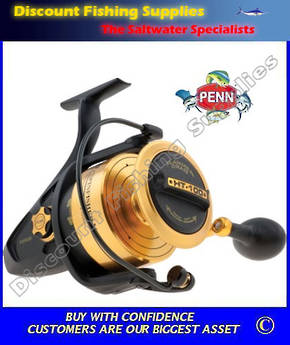 Penn V Series Spinfisher SSV 6500