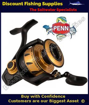 Penn VI Series Spinfisher SSVI 4500 Spinning Reel