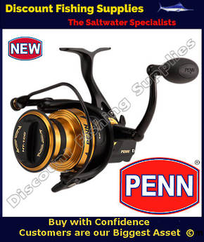 PENN Spinfisher VI 7500LC Long Cast Spin Reel
