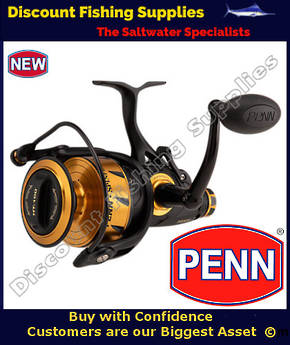 Penn Spinfisher VI Live Liner VI 6500LL, Bait Feeder Fishing Reel (Waterproof)
