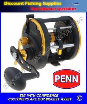 Penn Squall 15LW Level Wind Reel