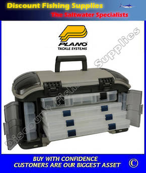 PLANO 787 GUIDE SERIES TACKLE BOX