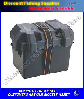 Battery Box - Powerguard LARGE - Vented