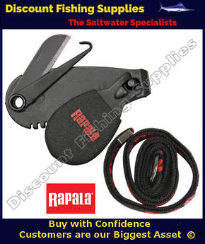 Rapala Multi Clipper with Lanyard - Line Nipper