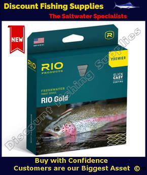 Rio Premier Gold Floating Fly Line - WF7F