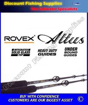 """Rovex Altus Overhead Boat Rod - 5'6"""" 8-12kg Rod"""