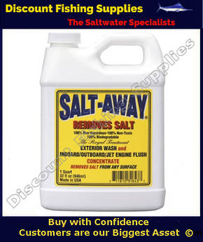 Salt Away - 946ml Bottle Concentrate