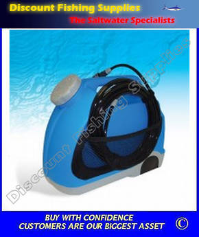 Salt Away - 12volt Portable Water Blaster