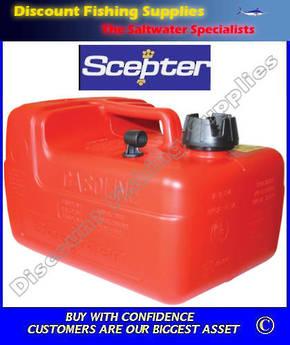 Scepter 12 Litre Fuel Tote Tank