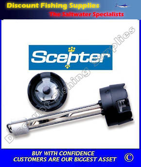 Scepter 12L Fuel Tank Cap With Gauge