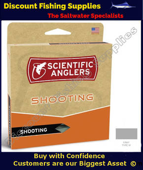 Scientific Anglers Shooting Taper Type IV - ST-7-S
